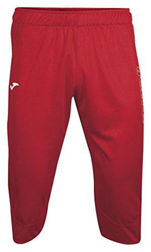 Joma, Pantalon pirata vela rojo para hombre, Rojo - 600, L
