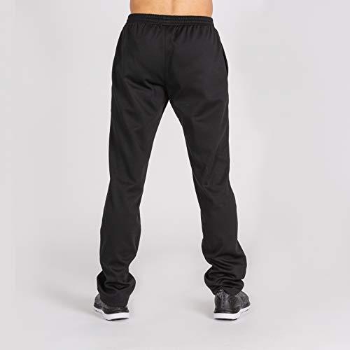 Joma Suez Pantalón, Hombre, Negro, S