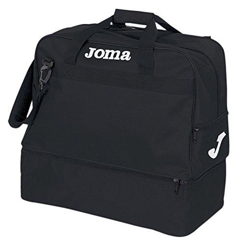 Joma Training III Bolsa, Unisex, Negro, S