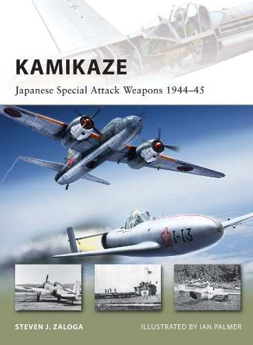 Kamikaze: Japanese Special Attack Weapons 1944–45 (New Vanguard Book 180) (English Edition)