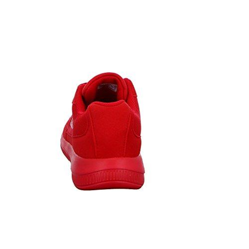 Kappa Follow OC, Zapatillas Unisex adulto,Rojo (Red/White 2010) 45 EU