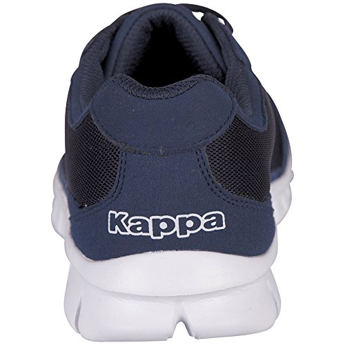 Kappa Rocket, Zapatillas Unisex Adulto, Azul (Navy/White 6710), 42 EU