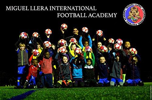 Kit De Entrenamiento de futbol. Balon de Futbol .Balón De Habilidad De Fútbol, El Mas Novedoso Sistema De Entrenamiento De Futbol Para La Mejora De Ambos Pies - Pelota De Futbol