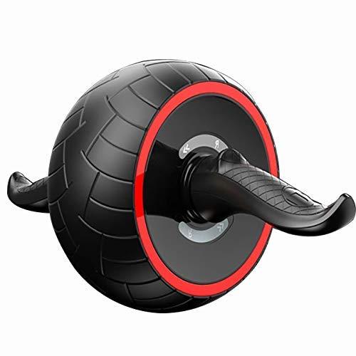 Kyman No Logo Fitness Entrenamiento de la Velocidad AB Roller Ejercicio Abdominal de Rebote Entrenamiento de Ruedas Gimnasio Resistencia Deportes (Color : Type 1)