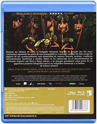 La sal de la tierra [Blu-ray]