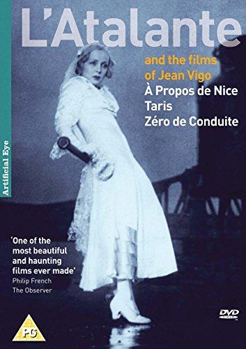 L'Atalante and the films of Jean Vigo - 2 disc set [Reino Unido] [DVD]