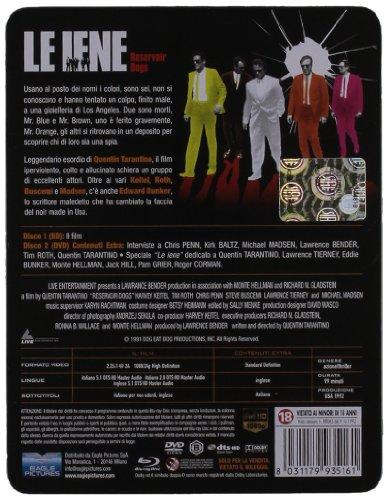 Le Iene - Reservoir Dogs (Metal Box) (Ltd Ed) [Italia] [Blu-ray]