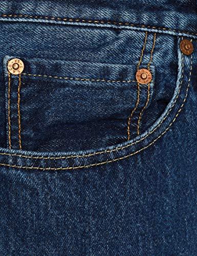 Levi's 502 Regular Taper Jeans, Stonewash 95978 0182, 38W / 32L para Hombre