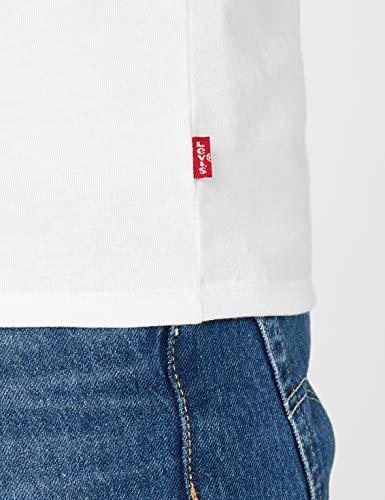 Levi's Sportswear Logo Graphic - Camiseta para Hombre, Blanco (84 Sportswear Logo White 0000), X-Large