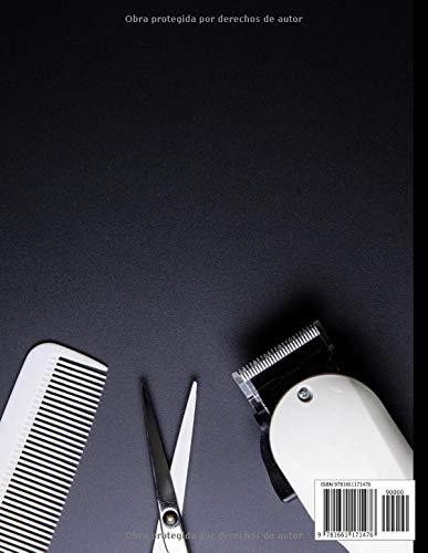 Libro de citas: Calendario de citas para peluqueros y peluqueras - anote fácilmente sus citas diarias para su salón de belleza - 1 caja cada 15 minutos de 7 a 20 horas.
