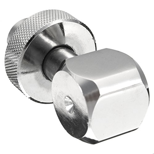 LMIAOM Adaptador convertidor de relleno de paintball DIN a yugo estándar para tanque de buceo Accesorios de hardware Herramientas de bricolaje