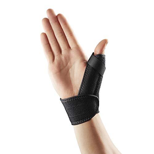 LP Support 563-KM soporte para el pulgar - Pulgar - Tablilla para el pulgar - Soporte para el pulgar, tamaño:talla única, color:1 x negro