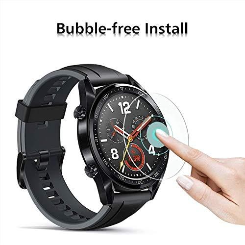 LPER Reloj de Pantalla de la película de protección Pantalla de protección 50 PCS for LG Reloj del Deporte de 0.26mm 2.5D Vidrio Templado de Cine
