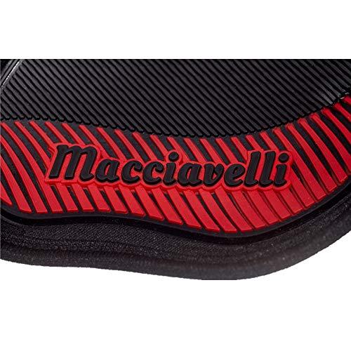 MACCIAVELLI – Fitness Grip Pads para Crossfit y Entrenamiento - La Alternativa a Guantes Gimnasio calestenia y Levantamiento de Pesas - Guantes Gimnasio