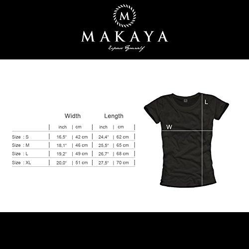 MAKAYA Training To Go Super Saiyan - Camiseta Gym - Son Goku Dragon L