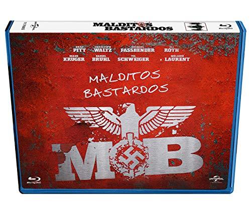 Malditos Bastardos - Edición Horizontal [Blu-ray]