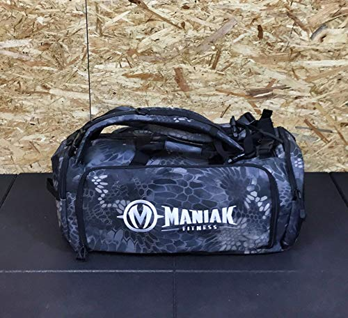 Maniak Fitness Mochila Tactical 45L