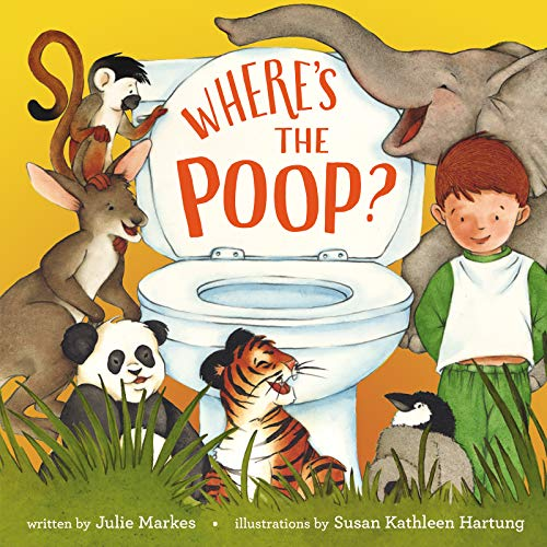 Markes, J: Where's the Poop?