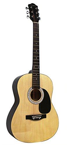Martin Smith kit de guitarra acústica con la correa de la guitarra púas de guitarra guitarra cuerdas naturales