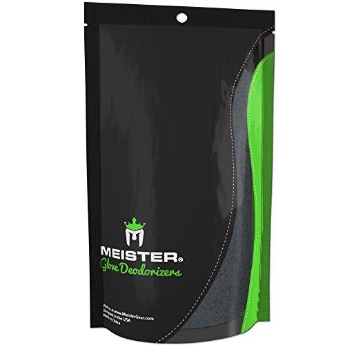 Meister Desodorantes para guantes de boxeo y todo tipo de deportes - Absorbe los olores y deja los guantes frescos - Ropa limpia