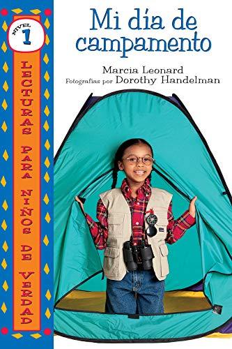 Mi día de campamento (My Camp-Out) (Lecturas para niños de verdad — Nivel 1 (Real Kids Readers — Level 1))