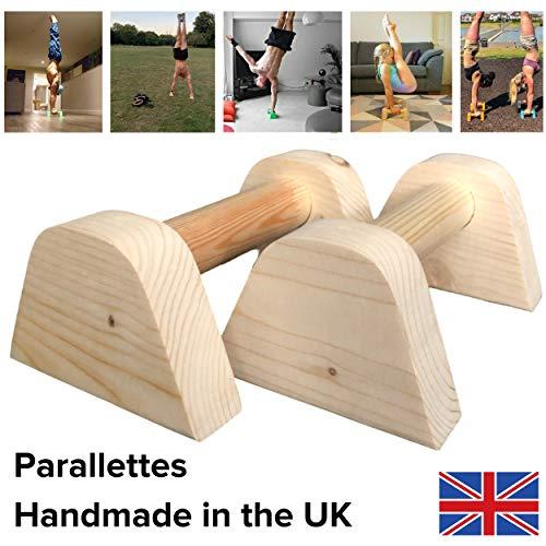 Mini P Barz Liso De Madera Fitness Push Up Barras Parallettes Handstand Gimnasia Calistenia Fitness Yoga Fit Gimnasio Bars…