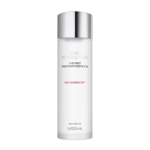 Missha Time Revolution Essence RX The First Treatment 150 ml Mujeres 150ml loción para el cabello