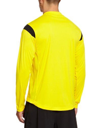 Mitre Motion - Camiseta de equipación de fútbol para Hombre, Color Amarillo, Talla Large/42-44 Inch