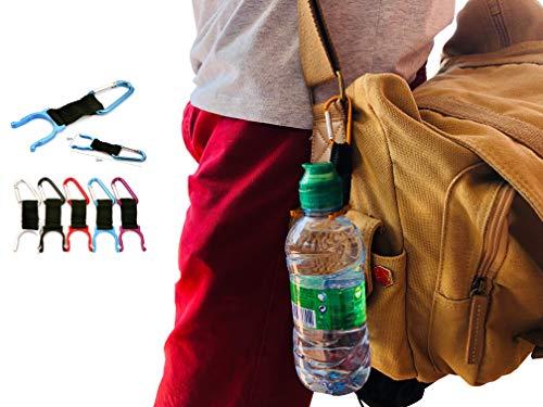 Mochila Barbaric Camo 50L para Senderismo, Acampada, montañismo, Caza, Aire Libre, Ciclismo multifunción Nailon Barbaric Force 34881-CP + Portabotellas de regalo
