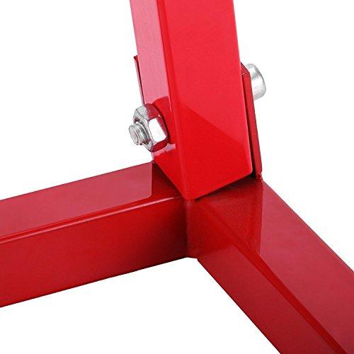 Moracle Plataformas pliométricas Cajas Pliométricas Cajas de Salto de Ejercicio Pliométrico de 30CM/ 45CM / 60CM Plyometric Caja Pliométrica para Entrenamiento de Salto (30CM/ 45CM / 60CM)