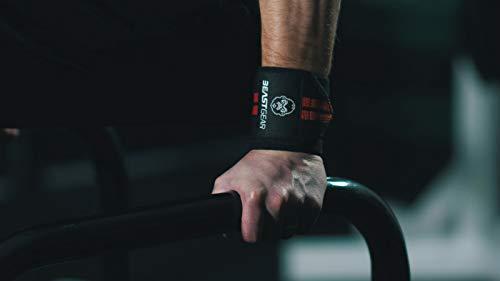 Muñequeras Deportivas Beast Gear – Muñequeras Resistentes para Levantar de Pesas. Ideales para Crossfit.