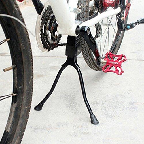 MXBIN Aleación de Aluminio Mountain Bike Stand Racks de estacionamiento Medio de Bicicleta Herramienta de reparación de Piezas de Accesorios