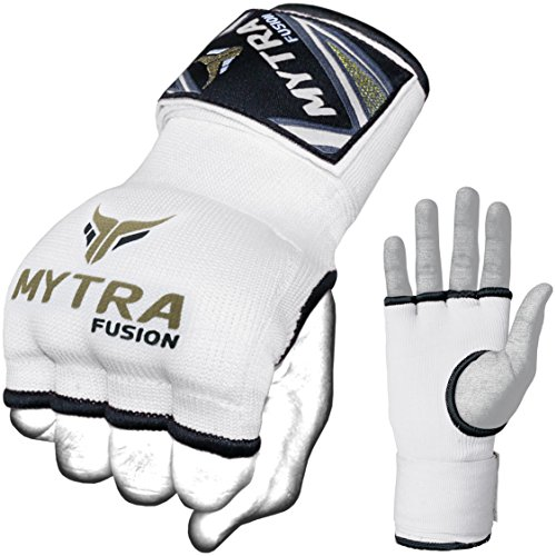 Mytra Fusion Hybrid Boxing Inner Gloves Punching Workout Inner Gloves