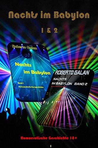 Nachts im Babylon 1 & 2 (German Edition)