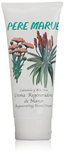 Natura Balear 30120 - Crema regeneradora de manos con aloe y caléndula