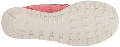 New Balance 574 Core, Zapatillas para Mujer, Corail Blanc Épicé, 36 EU Large