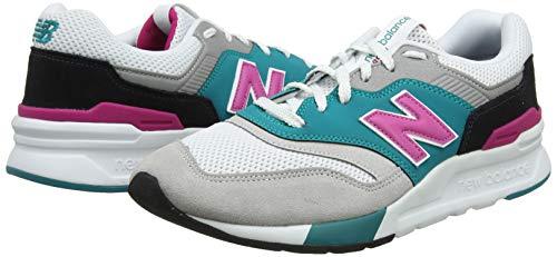New Balance Cm997hv1, Zapatillas para Hombre, Gris (Grey Grey), 45 EU