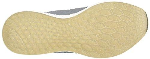 New Balance Fresh Foam Cruz Sport Pack Reflective Zapatillas de Running Hombre, Gris (Silver), 41.5 EU (7.5 UK)