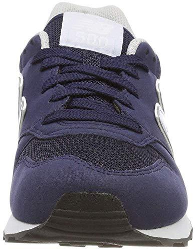 New Balance Gw500v1, Zapatillas de Deporte para Mujer, Azul (Navy/Light Blue Pt), 37 EU