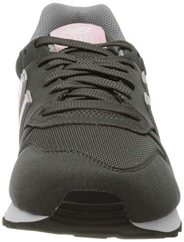 New Balance Gw500v1, Zapatillas de Deporte para Mujer, Gris (Grey/Pink Gsp), 38 EU