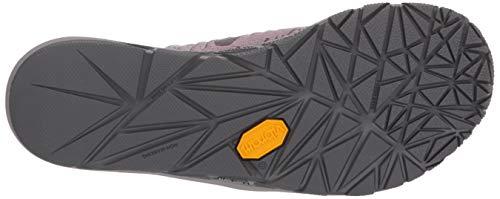 New Balance Minimus 20v7 m, Zapatillas Deportivas para Interior para Mujer, Rosa (Cashmere/Light Shale Rc7), 37.5 EU