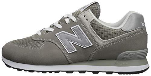 New Balance Mujer 574v2 Core, Zapatillas Gris (Grey), 40 EU