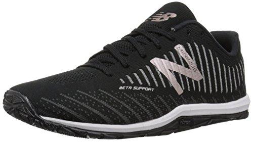 New Balance Wx20V7, Zapatillas Deportivas para Interior para Mujer, Negro (Black), 40.5 EU