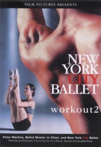 New York City Ballet - Workout [Reino Unido] [DVD]