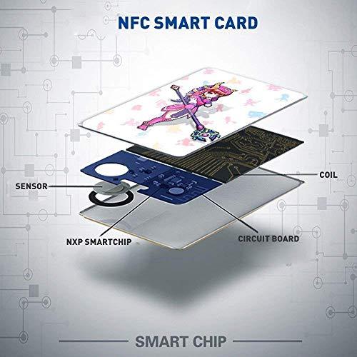 NFC Etiqueta de Tarjetas de Juegos Tag Game Cards para the Legend of Zelda Breath of the Wild, 22pcs Botw Juegos con Caja de Cristal Compatible con Nintendo Switch/Wii U