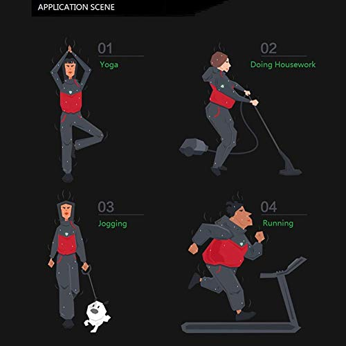 NHEIMA Pantalones de Sauna Adelgazantes Mujer NANOTECNOLOGÍA, Leggins Reductores Adelgazantes, Leggins Anticeluliticos Cintura Alta, Mallas Fitness Push Up para Deporte Running Yoga Gym (L, Black03)