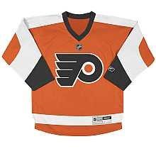 NHL Reebok Philadelphia Flyers Premier Jersey–juventud negro L/XL