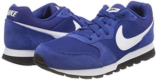 Nike 749794, Zapatillas de Deporte para Hombre, Azul (Gym Blue/White-Black 401), 44 EU