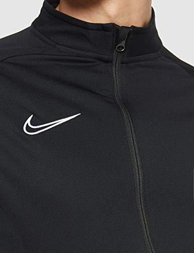 Nike Dri-FIT Academy C Chándal de fútbol, Hombre, Negro (Black/White/White), L