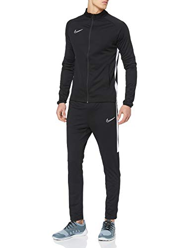 Nike Dri-FIT Academy C Chándal de fútbol, Hombre, Negro (Black/White/White), S